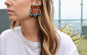 Tigress Earrings