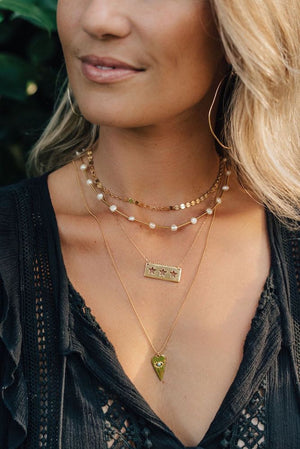 Pearl Pop Necklace