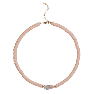 Tan Crush Necklace