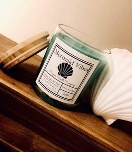 Mermaid Vibes 14 oz Soy Candle