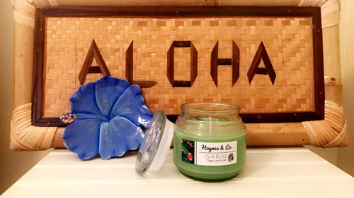 Isla Bliss 8 oz Soy Candle