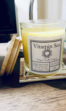 Load image into Gallery viewer, Vitamin Sea 14 oz Soy Candle