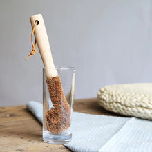 Load image into Gallery viewer, Coconut Fibre Bottle & Cup Brush