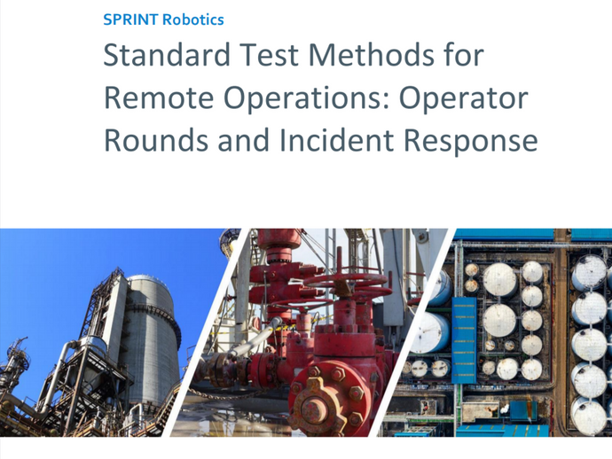 Standard Test Methods for Remote Operations: Operator Rounds and Incident Response