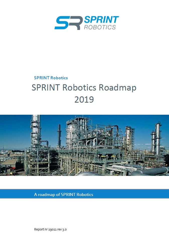 SPRINT Robotics Strategic Roadmap - 2019