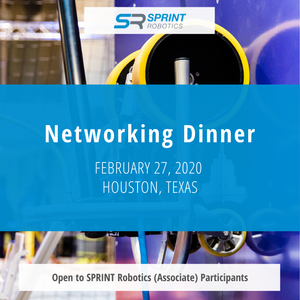 Registration for Networking Dinner February 27th