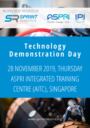 Technology Demonstration Day at ASPRI Integrated Training Centre (AITC)
