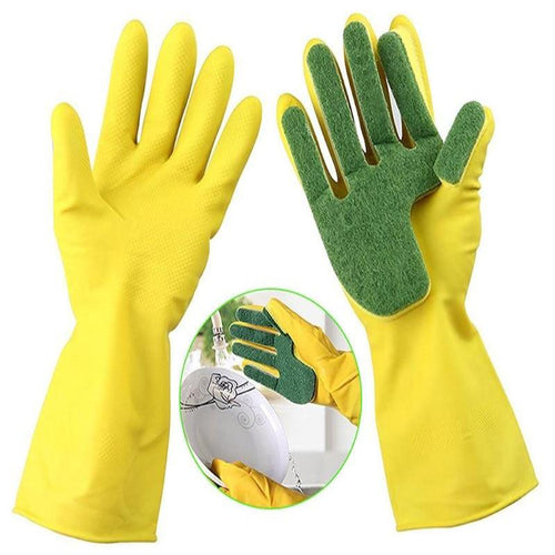Creative Rubber Gloves