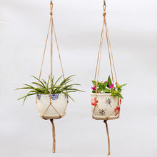 Load image into Gallery viewer, New Braided Plant Hanger