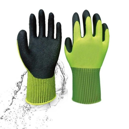 Wearable Latex Work Gloves