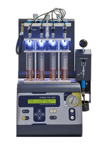Fully Automatic Function/ 4 Injectors/Electronic Pressure Control 0-10Bar/Auto iVM-iRF Function/ Includes: EXCL-ADAPT KIT, UB-15s, Accessories - Kit, Fluids / Optionals: ETEC-ADAPT, PS1