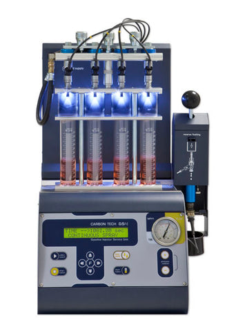 Gasoline Injectors Tester With Ultrasonic Cleaner Gs4