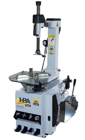 "M 420 2V   380/3/50 - Automatic Tyre Changer For Rims From 11"" To 20"" (Outside), 2-Speed Motor (3Ph-400V-50Hz)"