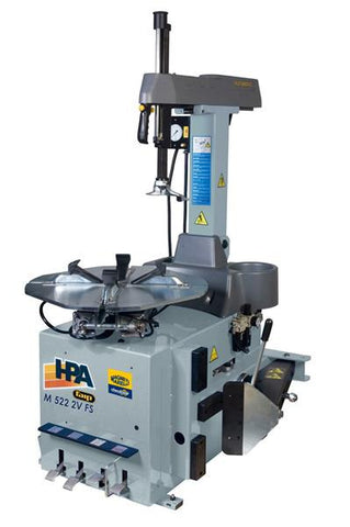 "M 522 2V - Automatic Tyre Changer For Rims From 11"" To 22"" (Outside), 2-Speed Motor (3Ph-400V-50Hz)"