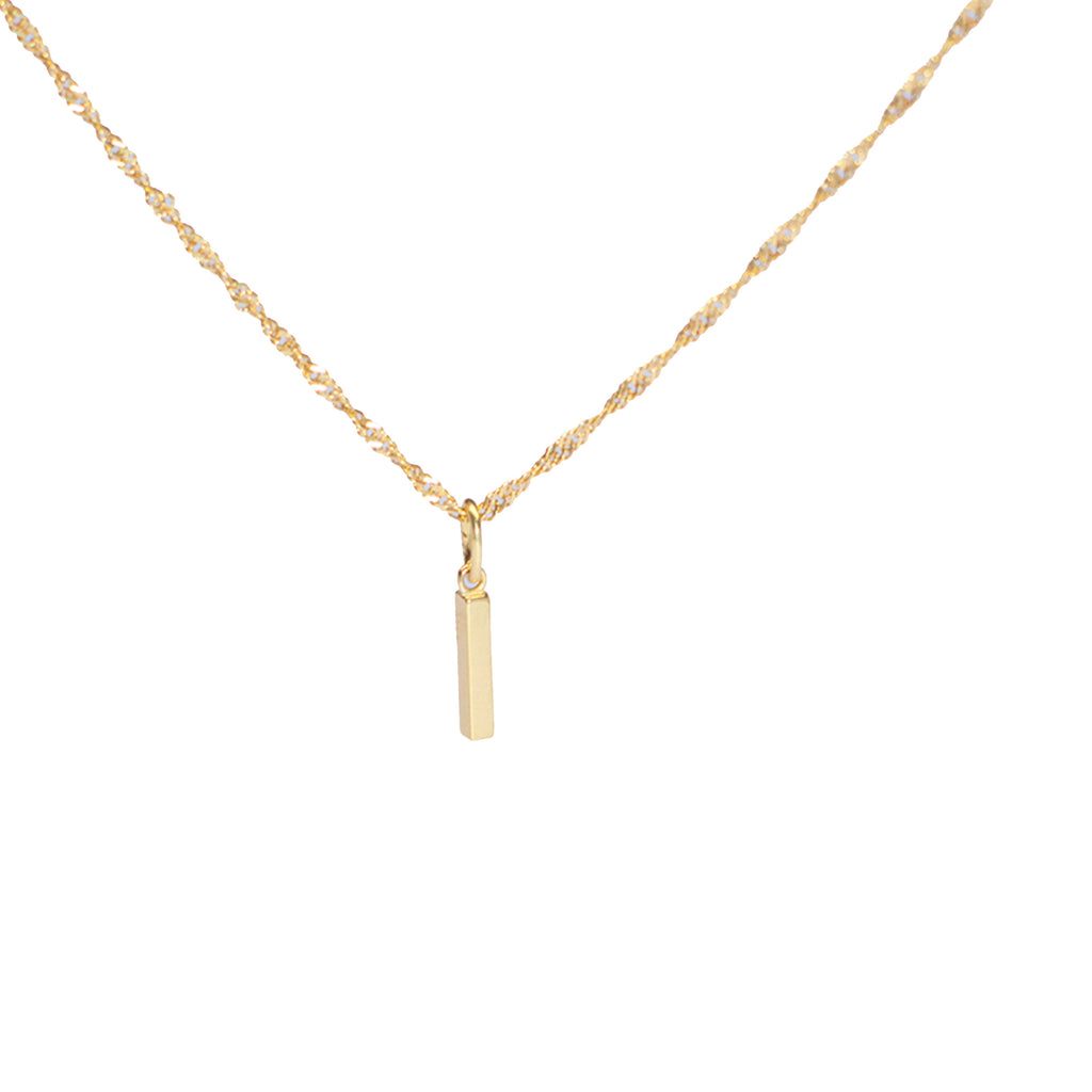 DRUMSTICK CHARM GOLD