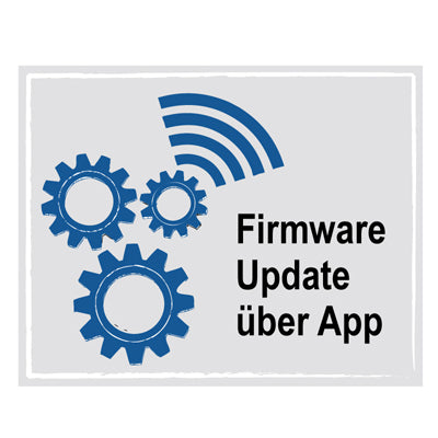 Appcon 3000 Information zum Firmware Update