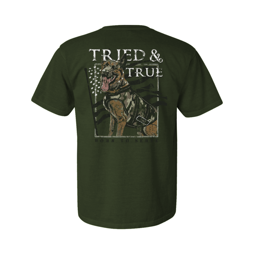 Tshirts by Tried and True