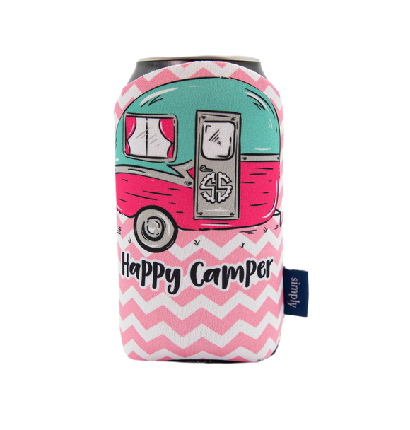 Simply Southern Camper Can Holder Koozie