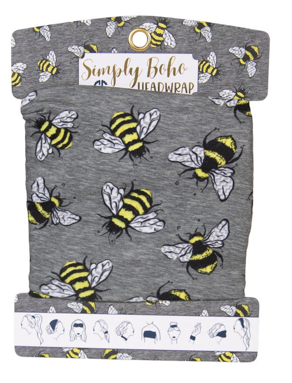 Simply Southern Headbands - Bee