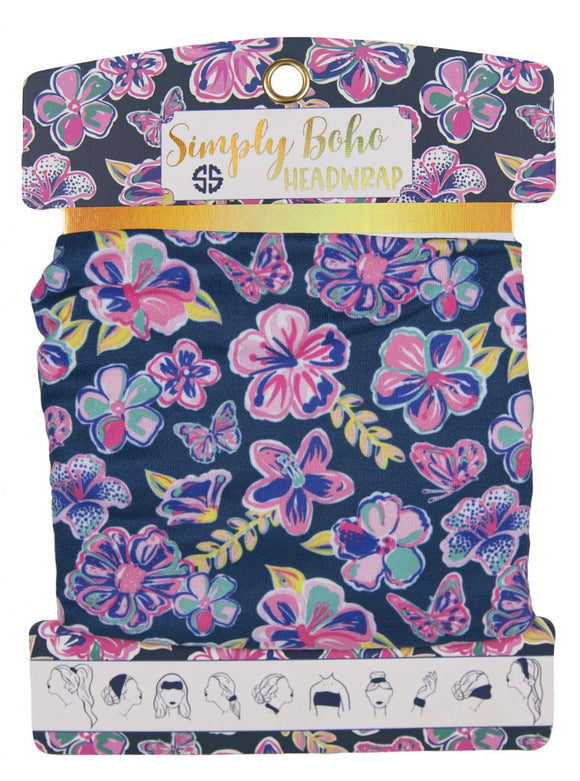 Simply Southern Headbands - Butterfly