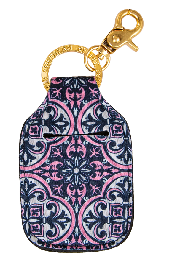Simply Southern Keychain Sanitizer Holder - Turnmeyer Galleries