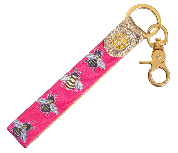 Simply Southern Long Keyfobs - Bees
