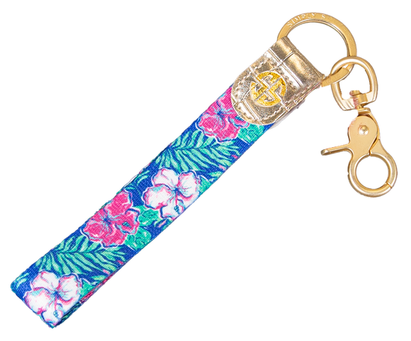 Simply Southern Long Keyfobs - Tropical