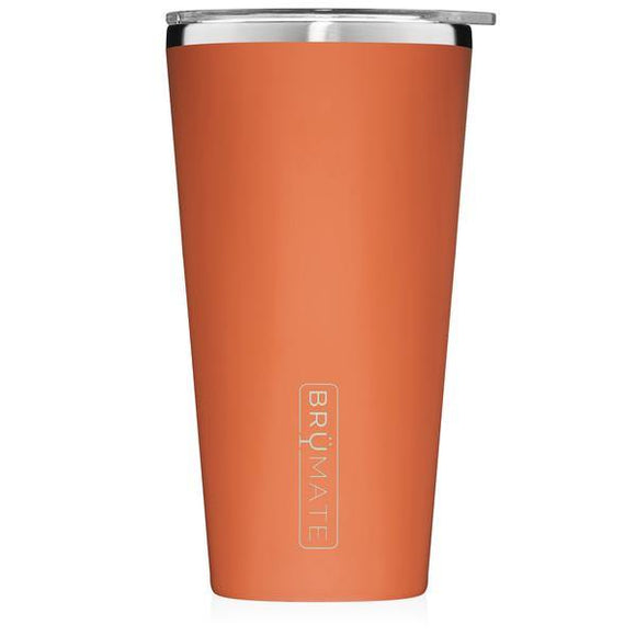 BruMate 20oz Imperial Pint Tumbler - Matte Clay - Turnmeyer Galleries