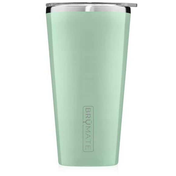 BruMate 20oz Imperial Pint Tumbler - Light Olive - Turnmeyer Galleries