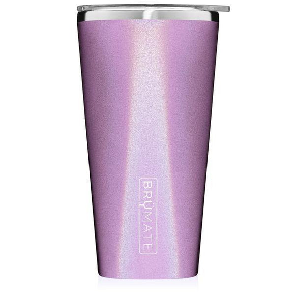 BruMate 20oz Imperial Pint Tumbler - Glitter Violet - Turnmeyer Galleries