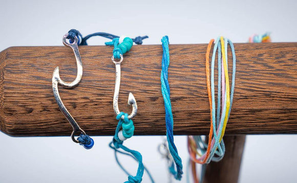Rope Bracelet Set Seaside - Turnmeyer Galleries
