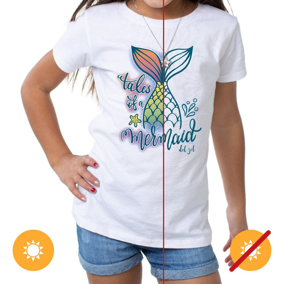 Del Sol Color Changing Tshirts Toddlers