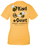 Simply Southern Bee Quiet Tshirt T-Shirt