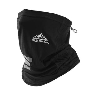Outside Traveling Summer Ice Silk Cooling Headwear Neck Gaiters - Turnmeyer Galleries