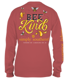 Simply Southern Be Kind Long Sleeve Shirt