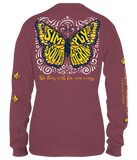 Simply Southern Butterfly Long Sleeve Shirt