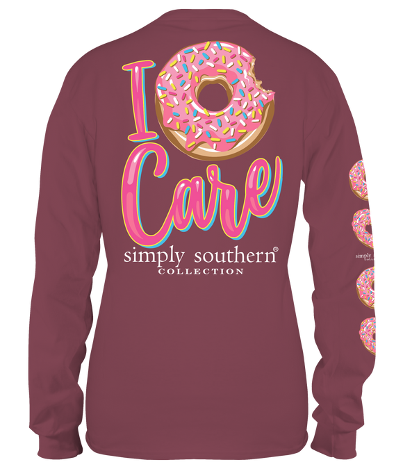 Simply Southern Care Long Sleeve Shirt