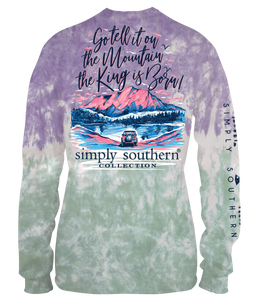 Simply Southern King Long Sleeve Shirt