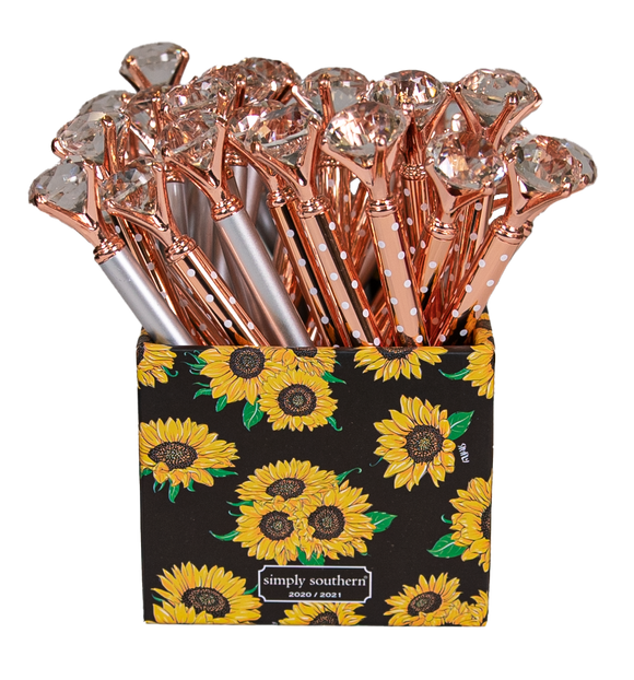 Simply Southern Ink Pens - Sunflowers - Turnmeyer Galleries