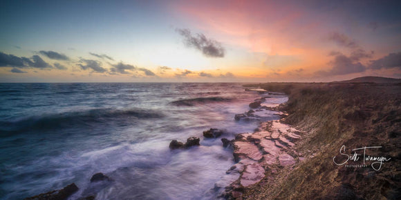 Aruba Sunrise Fine Art Landscape Photography Print