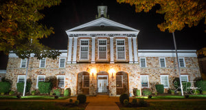 Warren County Court House Fine Art Landscape Photography Print - Turnmeyer Galleries