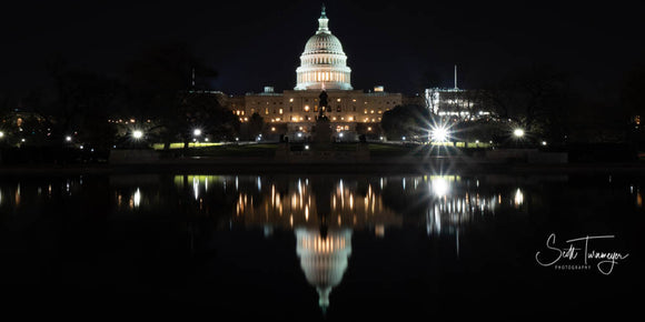 The Capital Fine Art Landscape Photography Print