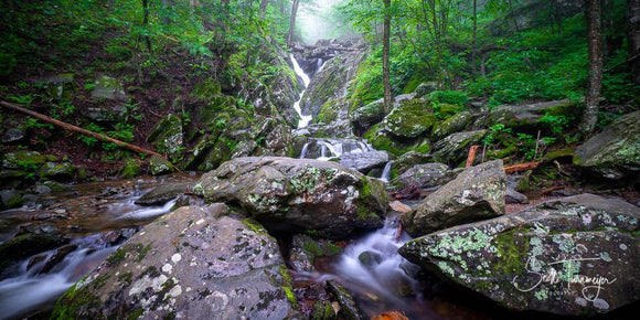 Waterfall Photography Workshops in the Shenandoah National Park (4hr hike)