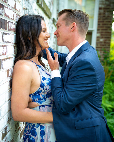 Engagement Portraits by Scott Turnmeyer Photography