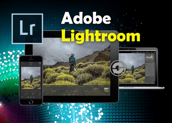 Adobe Lightroom (Part 1) Photograph Editing Class with Scott Turnmeyer - Turnmeyer Galleries