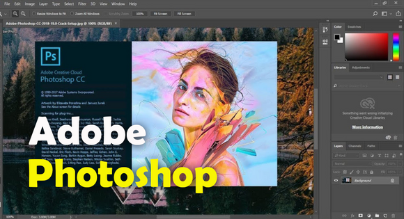 Adobe Photoshop (Scott's Way) Photograph Editing Class with Scott Turnmeyer