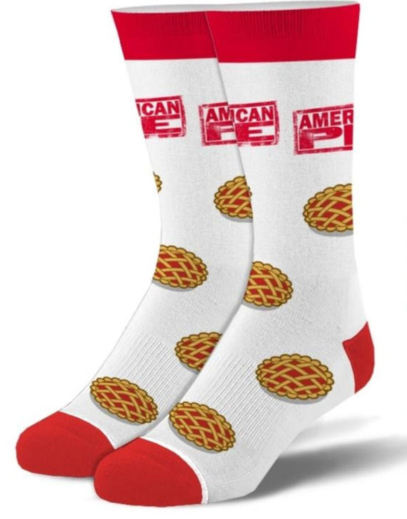 America Pie Socks - Turnmeyer Galleries