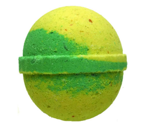 Banana Kiwi Bath Bomb 5oz - Turnmeyer Galleries