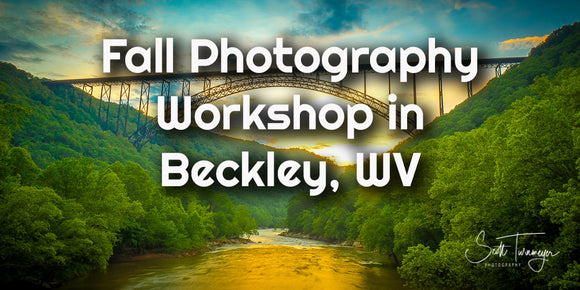 Fall Foliage Weekend Photography Workshop in West Virginia