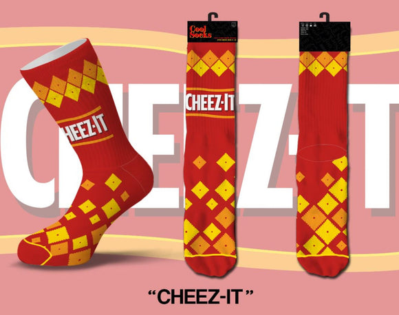 Cheeze-It Socks Cheezeit - Turnmeyer Galleries